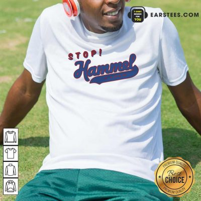 Chicago Bears Stop Hammer Time Shirt- Design By Earstees.com