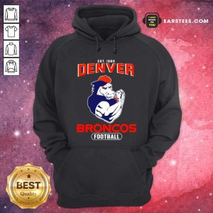 Est 1960 Denver Broncos Football Hoodie- Design By Earstees.com