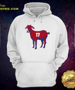 17 Goat Allen For Buffalo Bill 2021 Hoodie- Design By Earstees.com