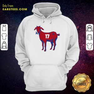 17 Goat Allen For Buffalo Bill 2021 Hoodie- Design By Earstees.com