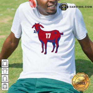 17 Goat Allen For Buffalo Bill 2021 Shirt- Design By Earstees.com