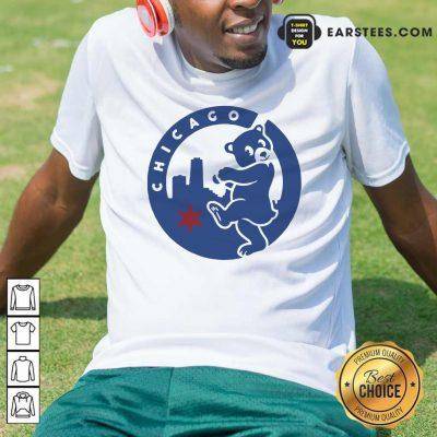 Chicago Bears Hometown Slugger Shirt- Design By Earstees.com