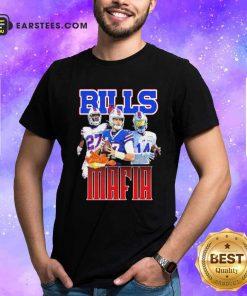 Digg Allen And Tredavious White Buffalo Bills Mafia 2021 Shirt- Design By Earstees.com
