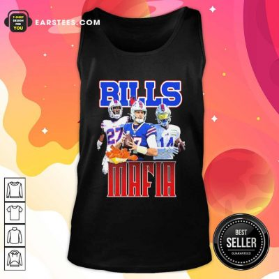 Digg Allen And Tredavious White Buffalo Bills Mafia 2021 Tank Top- Design By Earstees.com