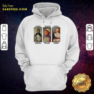 It Cannot Be Inherited I Have Earned It With My The Title Forever Mine Nurse Hoodie- Design By Earstees.com