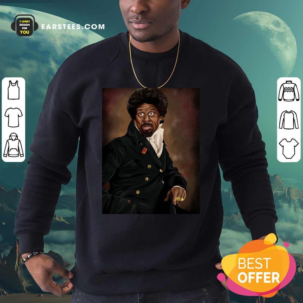 Sir Jerome Sweatshirt - Design By Earstees.com
