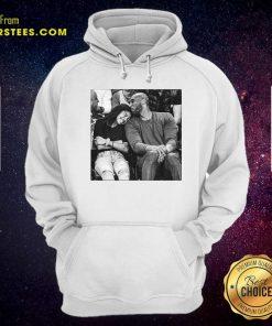 Kobe Bryant And Gigi Hoodie- Design By Earstees.com
