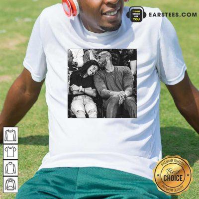 Kobe Bryant And Gigi Shirt- Design By Earstees.com