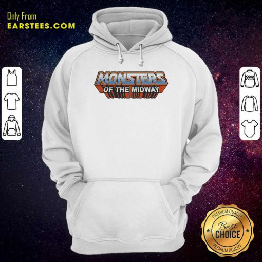 Chicago Bears Monsters Of The Universe Hoodie- Design By Earstees.com