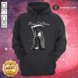 From Cats Are Metal Kittens Of Bodom Hoodie - Design By Earstees.com