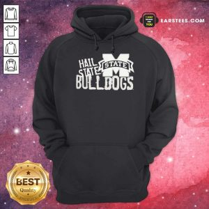 Hall State Bulldogs Champion Hoodie- Design By Earstees.com