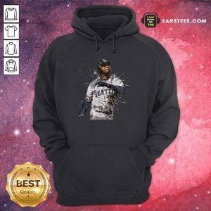 Ken Griffey Jr Seattle Mariners Hoodie - Design By Earstees.com