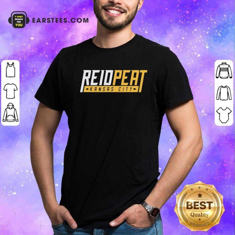 ReidPeat Kansas City Shirt- Design By Earstees.com