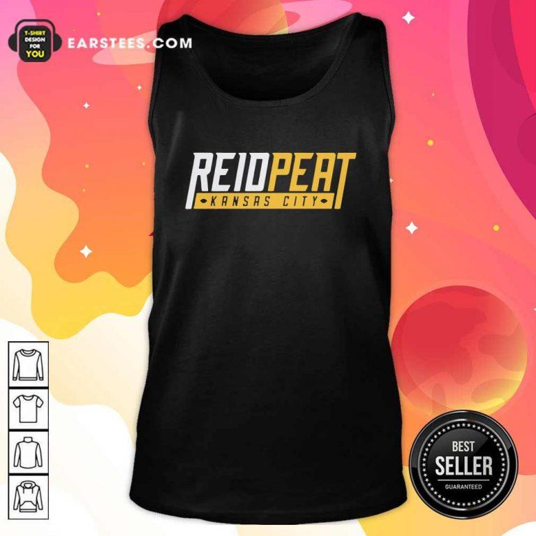 ReidPeat Kansas City Tank Top- Design By Earstees.com