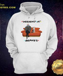 Weekend At Bernies Hoodie- Design By Earstees.com