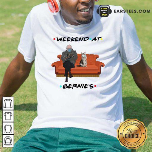 Weekend At Bernies Shirt- Design By Earstees.com