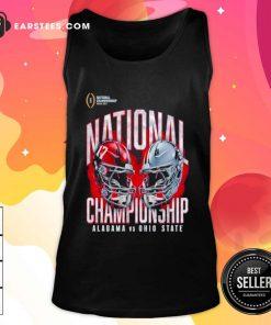 Alabama Crimson Tide Vs Ohio State Buckeyes College Football Playoff 2021 Tank Top- Design By Earstees.com