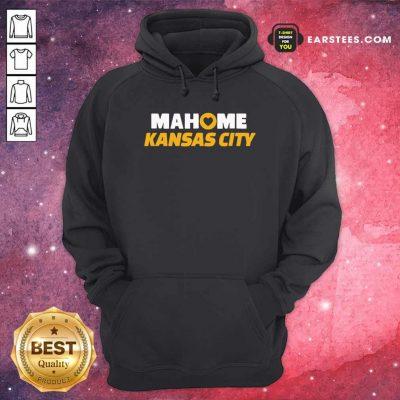 Patrick Mahomes Kansas City Hoodie- Design By Earstees.com