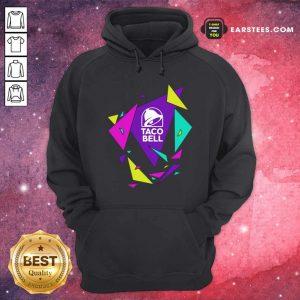 Gavin Dempsey Taco Bell Geometric Logo Hoodie- Design By Earstees.com