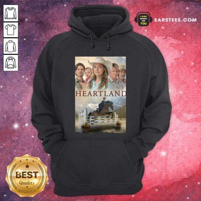Heartland Hoodie- Design By Earstees.com