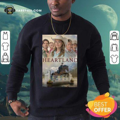 Heartland Sweatshirt- Design By Earstees.com