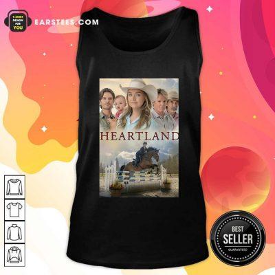 Heartland Tank Top- Design By Earstees.com