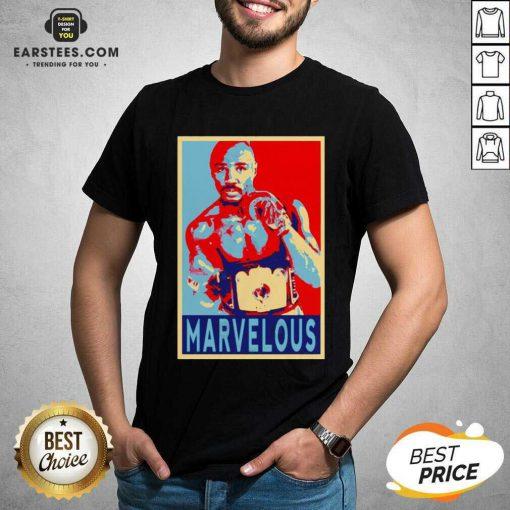 Awesome Marvin Marvelous Hagler Hope 9 Shirt