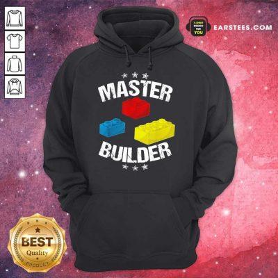Excellent Master Builder Wonderful 45 Hoodie