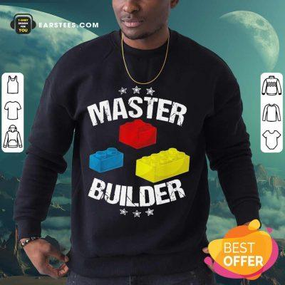 Excellent Master Builder Wonderful 45 Sweatshirt