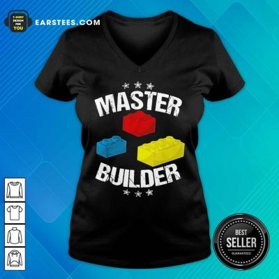 Excellent Master Builder Wonderful 45 V-neck