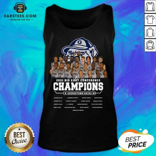 Fantastic 2021 Conference Champions Tank Top
