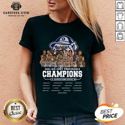 Fantastic 2021 Conference Champions V-neck