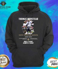 Fantastic 6 Thomas Morstead Orleans Hoodie