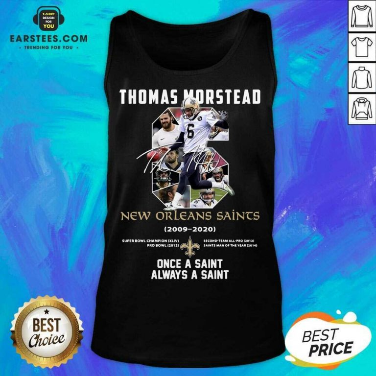 Fantastic 6 Thomas Morstead Orleans Tank Top