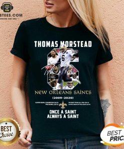 Fantastic 6 Thomas Morstead Orleans V-neck