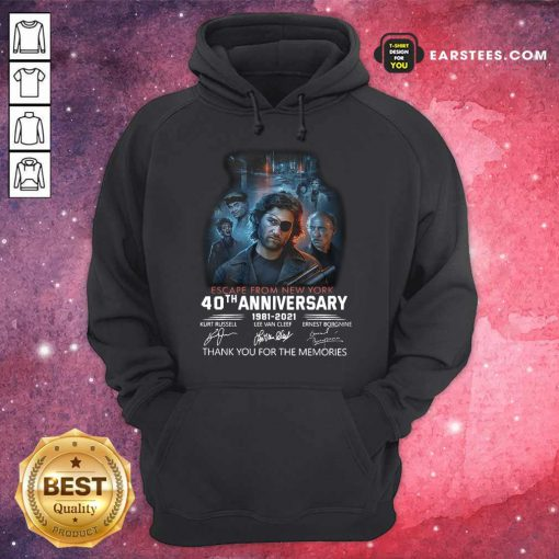 Fantastic Escape New York Anniversary 4 Hoodie