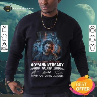 Fantastic Escape New York Anniversary 4 Sweatshirt
