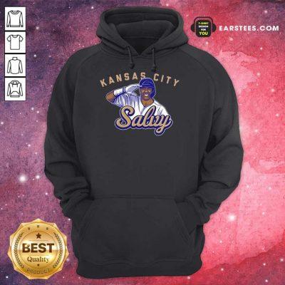 Fantastic Kansas City Salvy Terrific Hoodie