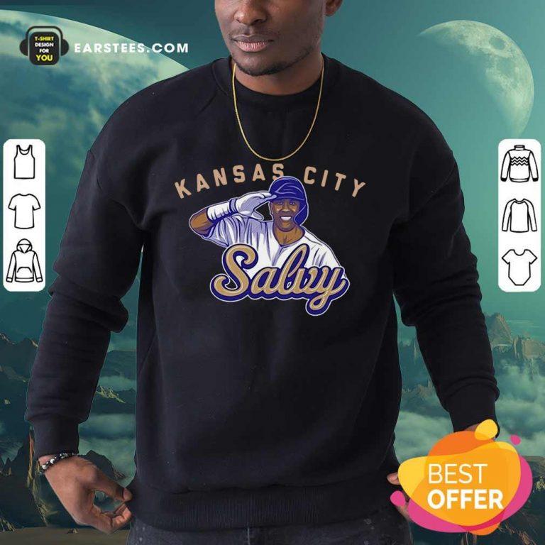 Fantastic Kansas City Salvy Terrific Sweatshirt