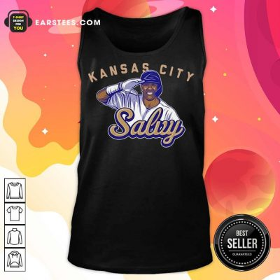 Fantastic Kansas City Salvy Terrific Tank Top
