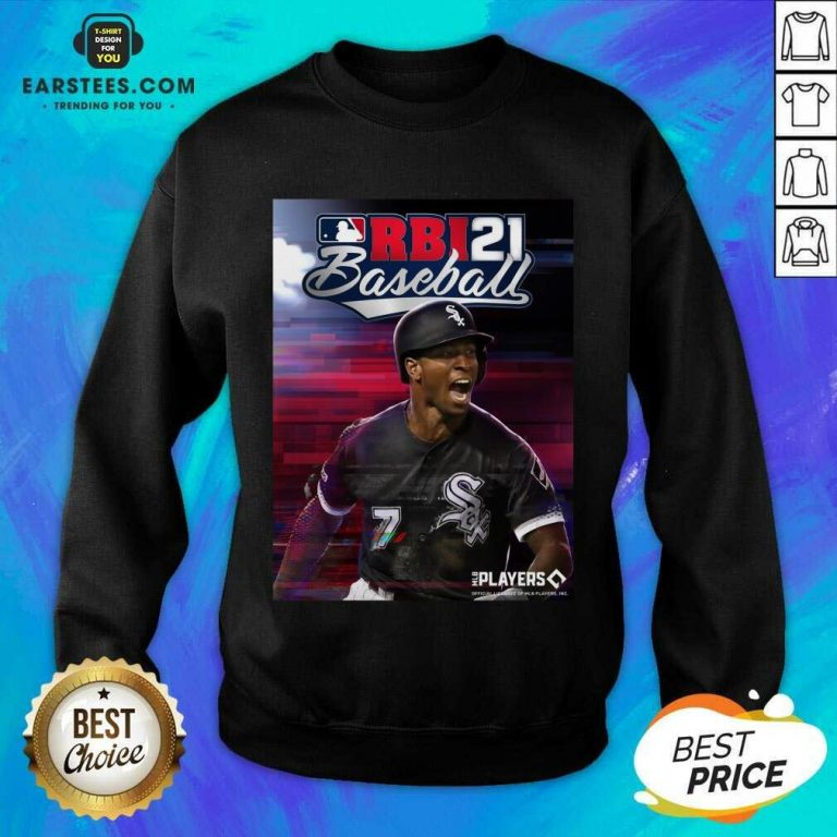 Fantastic MLB RBI Baseball 21 Great Sweatshirt