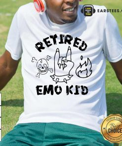 Fantastic Retired Skull Demons Great 1 Shirt