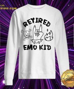Fantastic Retired Skull Demons Great 1 Sweatshirt