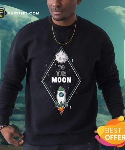Fantastic To The Moon Wall Street Bet 2 Sweatshirt