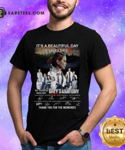 Funny Greys Anatomy Its A Beautiful 5 Shirt