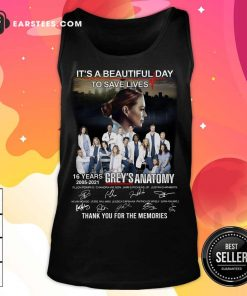 Funny Greys Anatomy Its A Beautiful 5 Tank Top