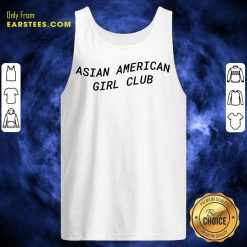 Good Asian American Girl Club Excited Tank Top