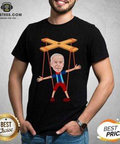 Good Joe Biden As A Puppet Ecstatic 7 Shirt