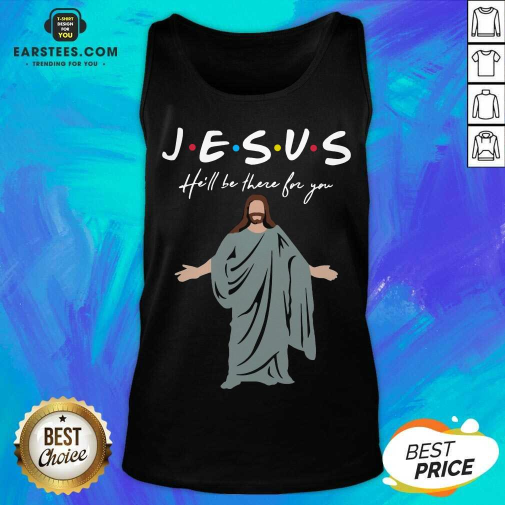 Happy Jesus Hell Be Happy Easter Day Tank Top