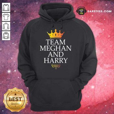 Happy Team Meghan And Harry Wonderful 5 Hoodie